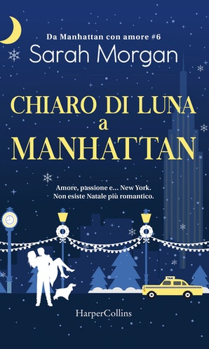 Chiaro di luna a Manhattan